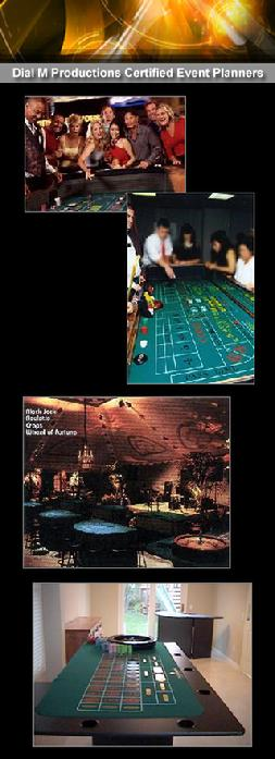 Casino party rentals los angeles ca